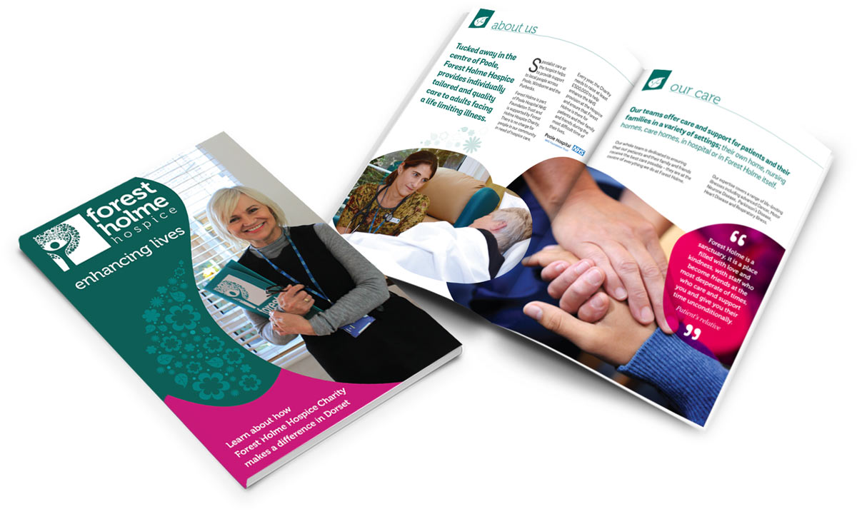 Forest Holme Hospice Brochure