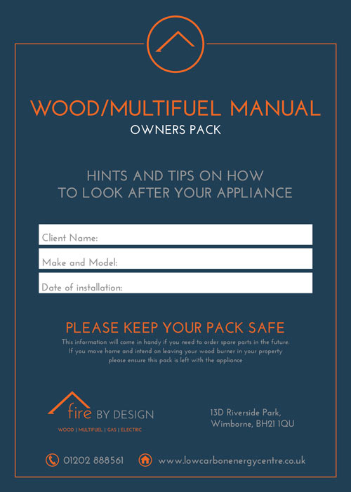 Wood/Multifuel Manual