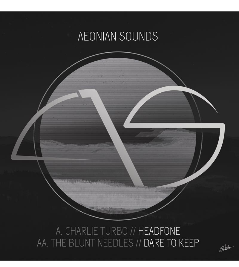 Aeonian Sounds vinyl cover